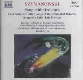 Polish State Philharmonic Orchestra - Songs With Orchestra (CD)
