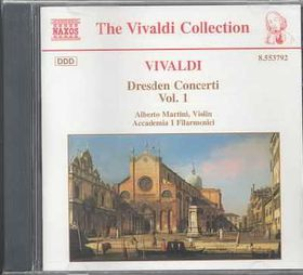 Martini - Dresden Concerti Vol. 1 (CD)