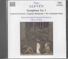 Rsno/wil - Orchestral Works - Vol.1 (CD)