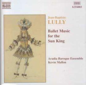 Ballet Music For The Sun King - Various Artists (CD)