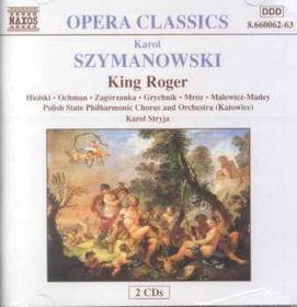 Hiolski / Ochman / Zagorzanka / Grychnik / Polish National Radio Symphony Orchestra - King Roger & Prince Potemkin (CD)