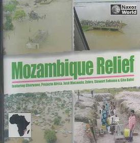 Mozambique Relief - Various Artists (CD)