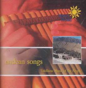 Takillacta - Andean Songs: Music Of The People (CD)