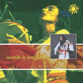 Alessandra Belloni - Italy: Tarantelle E Canti (CD)