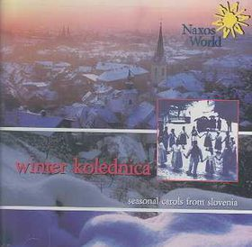 Winter Kolednica - Various Artists (CD)