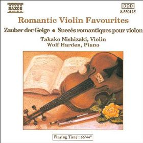 Romantic Violin Favorites - (Import CD)