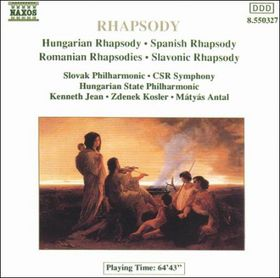 Enescu/Liszt/Ravel:Rhapsody - (Import CD)