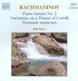 Rachmaninov:Piano Sonata No 2 Op 36 - (Import CD)