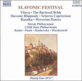 Slavonic Festival - Various Artists (CD)