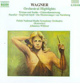 Wagner:Tristan/Parsifal - (Import CD)