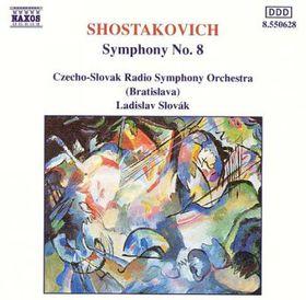 Shostakovich:Symphony No 8 Op 65 - (Import CD)