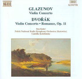 Ilya Kaler - Violin Concertos / Romance (CD)