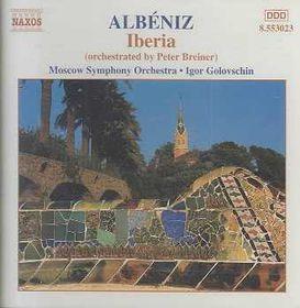 Albeniz - Iberia Orchestrated Breiner (CD)