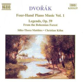 Dvorak:Legends from the Bohemian Fore - (Import CD)