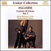 Paganini - Centone Di Sonate Vol.2 Hammer,Kraft (CD)
