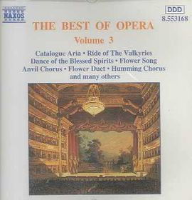 Best Of Opera - Vol.3 - Various Artists (CD)