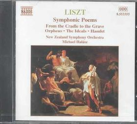 New Zealand Symphony Orchestra - Symphonic Poems Vol. 2 (CD)