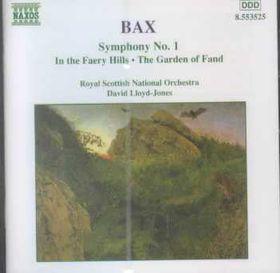 Bax - Symphony No 1 & Tone Poems (CD)