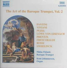 Art Of The Baroque Trumpet Vol. 2 - Various Artists (CD)