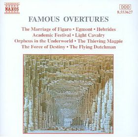 Various Composers - Famous Overtures (CD)