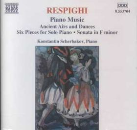 Konstantin Scherbakov - Piano Music Vol.1 (CD)