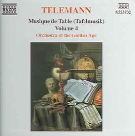 Orchestra Of The Golden Age - Tafelmusik Vol. 4 (CD)