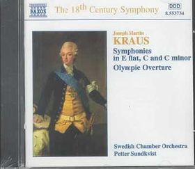 Swedish Chamber Orchestra - Symphonies Vol. 1 (CD)