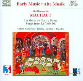 Oxford Camerata - Messe De Nostre Dame / Songs From Le Voir Dit (CD)