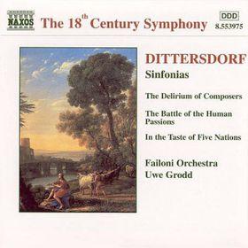 Failoni Chamber Orchestra - Descriptive Sinfonias - 3 (CD)