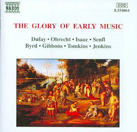 Glory Of Early Music - Various Artists (CD)