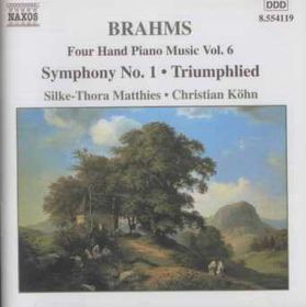 Four Hand Piano Music Vol.6 - Various Artists (CD)