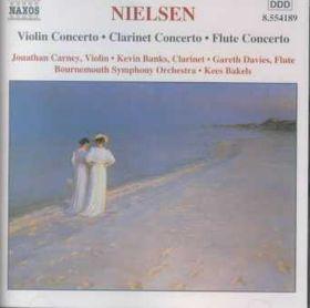 Ralph Carney - Violin Concerto / Clarinet Concerto / Flute Concerto (CD)
