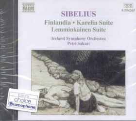 Kolbeinsson / R. Tchaikovsky / Iceland Symphony Orchestra - Finlandia & Karelia & Lemminkainen (CD)