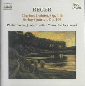 Clarinet Quintet & String Quartet - Various Artists (CD)
