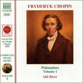 Biret, Idil - Chopin Vol.8 - Polonaises Vol. 1 (CD)