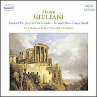 Giuliani, Mauro - Duets Flute & Guitar (CD)