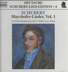 Mayrhofer Lieder Vol 1 - Various Artists (CD)