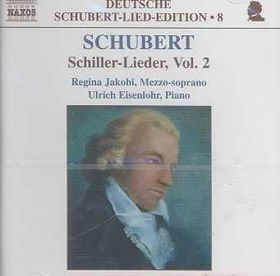 Schubert - Schiller-Lieder Vol.2 (CD)
