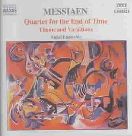 Quartet For The End Of Time - Various Artists (CD)