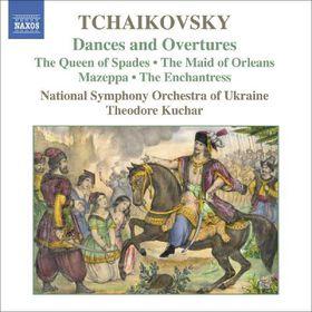 Tchaikovsky:Dances & Overtures - (Import CD)