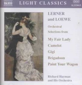 Richard Hayman & His Orchestra - I Could Have Danced All Night (CD)