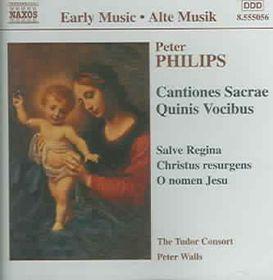 Philips - Cantiones Sacrae - Quinis Vocibus (CD)