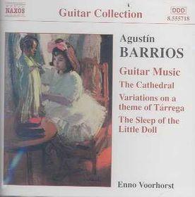 Barrios - Guitar Music Vol.2;Voorhoors (CD)