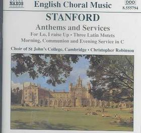 St.John's College Choir, Cambridge - Anthems And Services (CD)