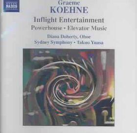 Koehne:Inflight Entertainment - (Import CD)
