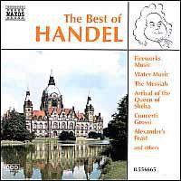 Best Of Handel - Various Artists (CD)