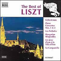 Best Of Liszt - Various Artists (CD)