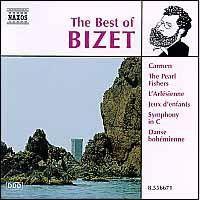 Best Of Bizet - Various Artists (CD)