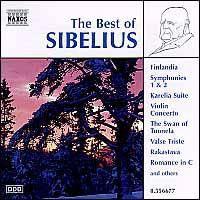 Best Of Sibelius - Various Artists (CD)
