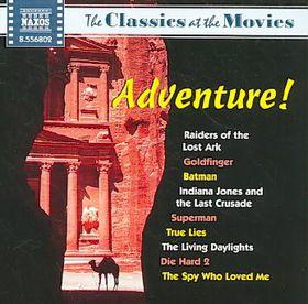 Movie Classics - Adventures - Various Artists (CD)